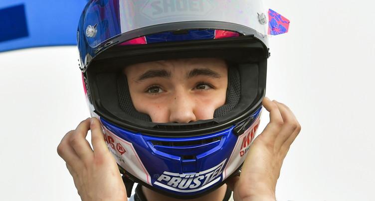 GP de France: meilleur résultat de la saison pour Dupasquier