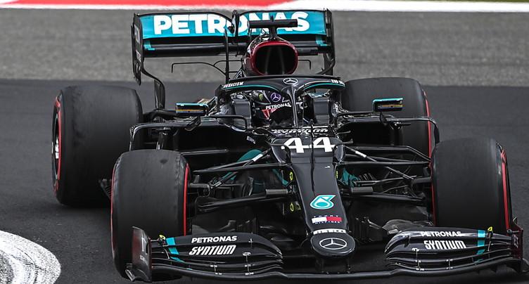 GP de l'Eifel: Hamilton égale le record de Michael Schumacher