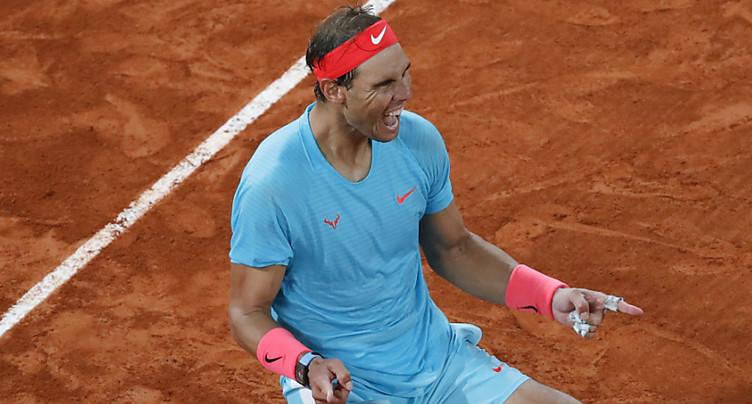 Nadal rejoint Federer avec un 20e titre majeur