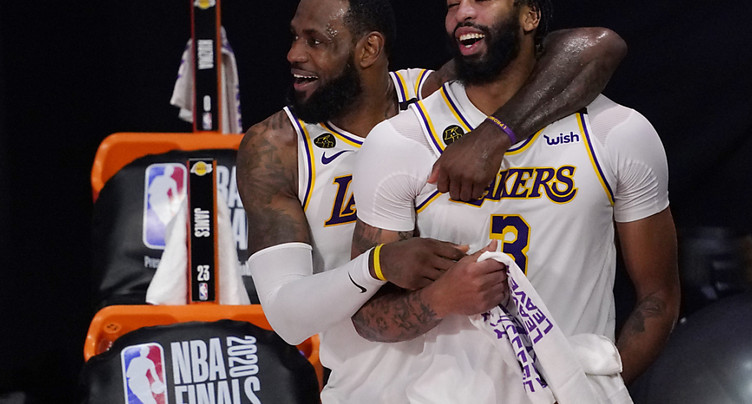 Les Lakers dix ans après