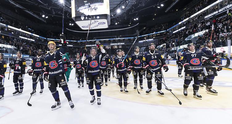 Les trois prochains matches de Fribourg reportés