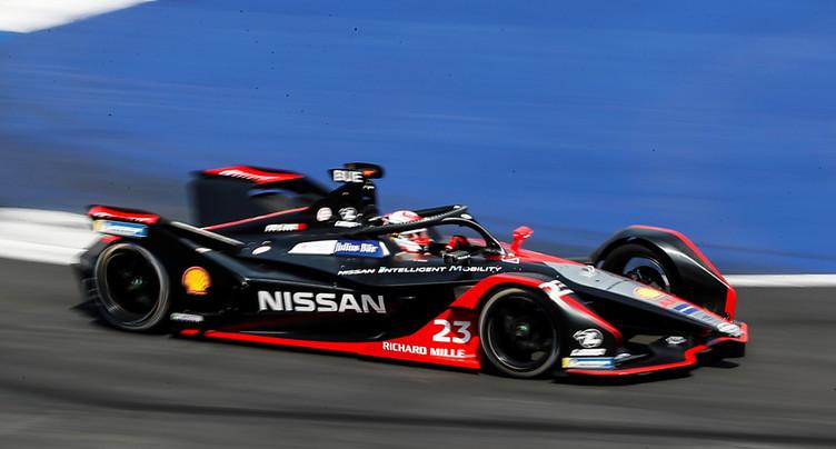 Formule E: contrat prolongé pour Sébastien Buemi