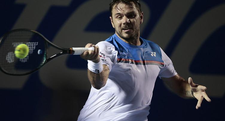 Wawrinka domine Donskoy en trois sets