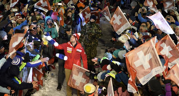 Suisse: les épreuves Coupe du monde de cet hiver seront sans public