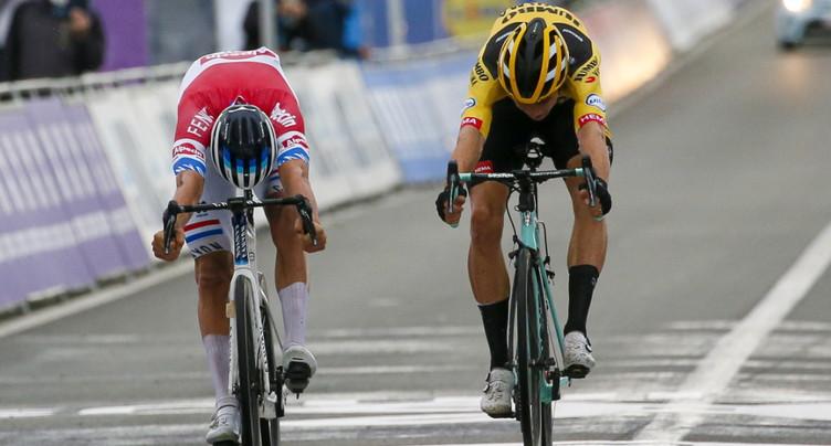 Mathieu Van der Poel s'adjuge le Ronde