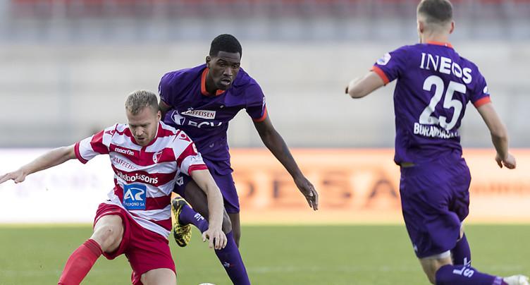 Sion - Lausanne: réactions diverses après un 0-0