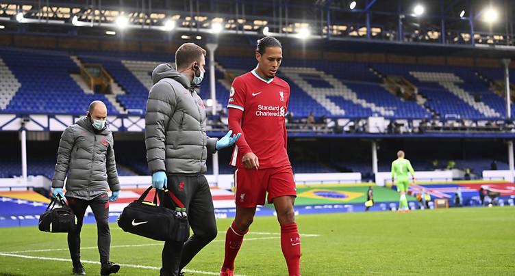 Premier League: un gros coup dur pour Liverpool