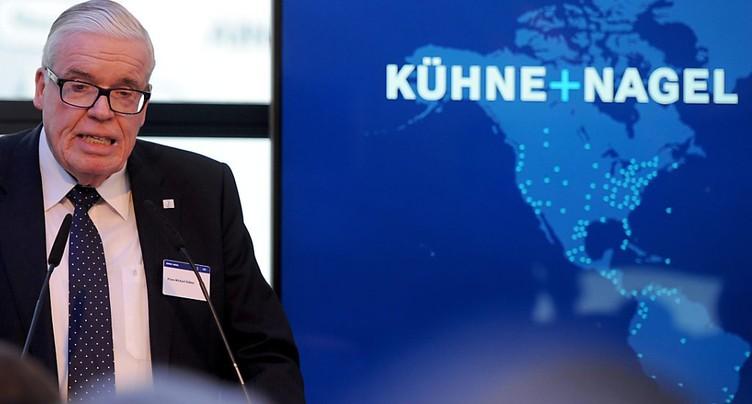 Kühne+Nagel réalise un 3ème trimestre très supérieur aux attentes
