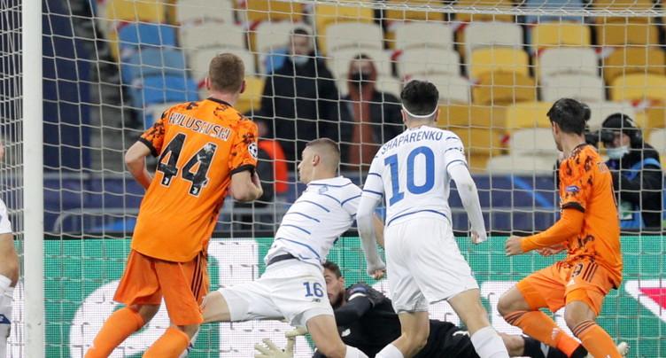 Alvaro Morata décisif à Kiev