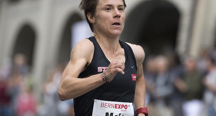 Maja Neuenschwander arrête la compétition
