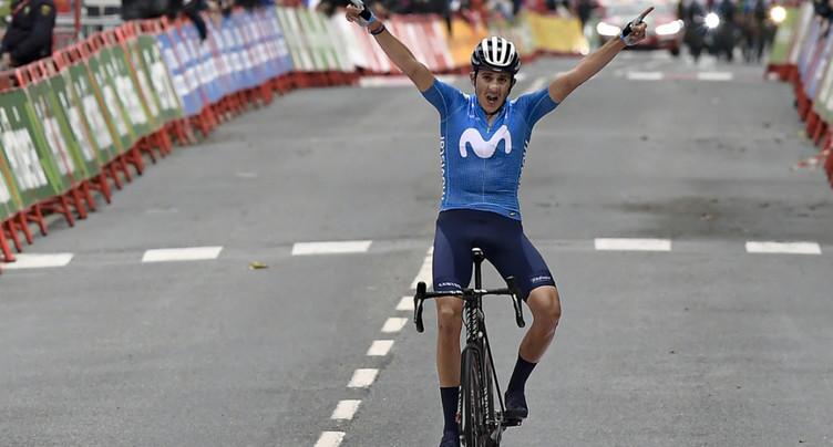 Tour d'Espagne: Marc Soler vainqueur en solitaire de la 2e étape