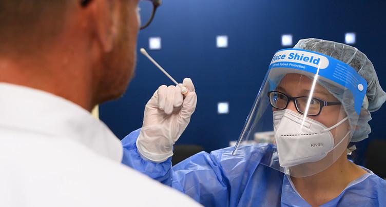 Allemagne: 11'287 nouveaux cas de Covid-19 en 24 heures, un record