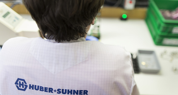 Huber+Suhner supprime 250 postes, dont 100 en Suisse