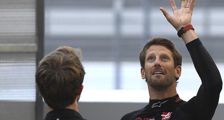 Romain Grosjean quittera Haas en fin de saison