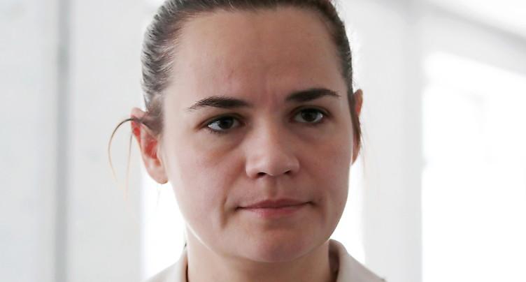 Prix Sakharov du Parlement européen à l'opposition au Bélarus