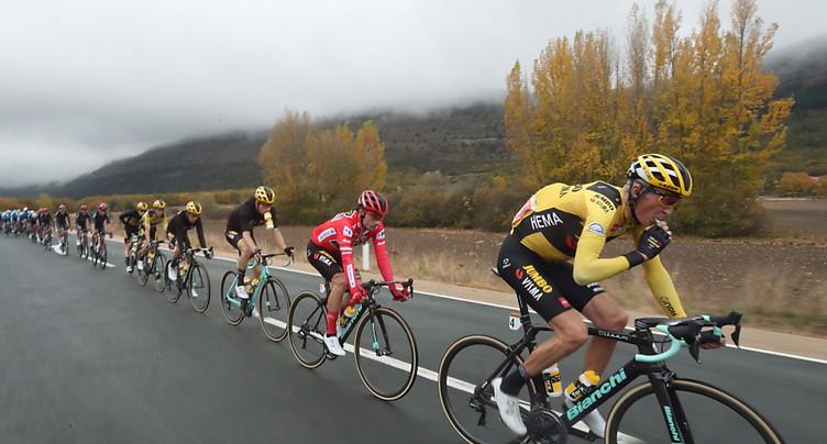 Dan Martin remporte la 3e étape, Roglic reste en rouge