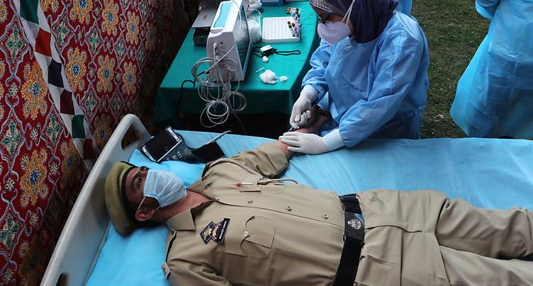 Efficacité limitée du plasma de patients guéris contre le Covid-19
