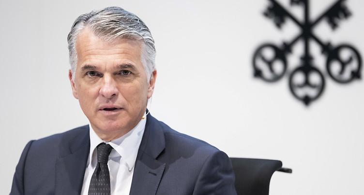 Le directeur général d'UBS Sergio Ermotti doute d'un rachat