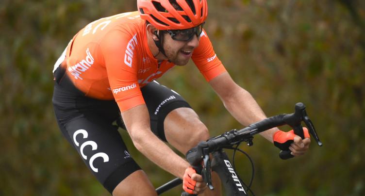 Cerny vainqueur d'une 19e étape du Giro amputée