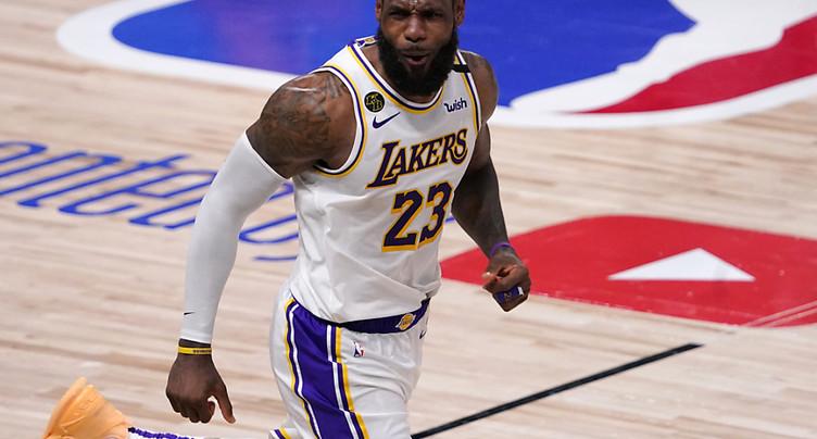 La NBA devait reprendre vers fin décembre