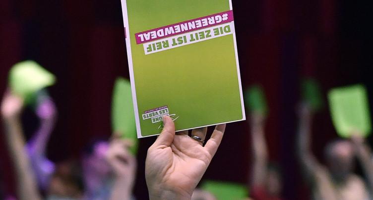 Verts: oui aux initiatives soumises au peuple le 29 novembre