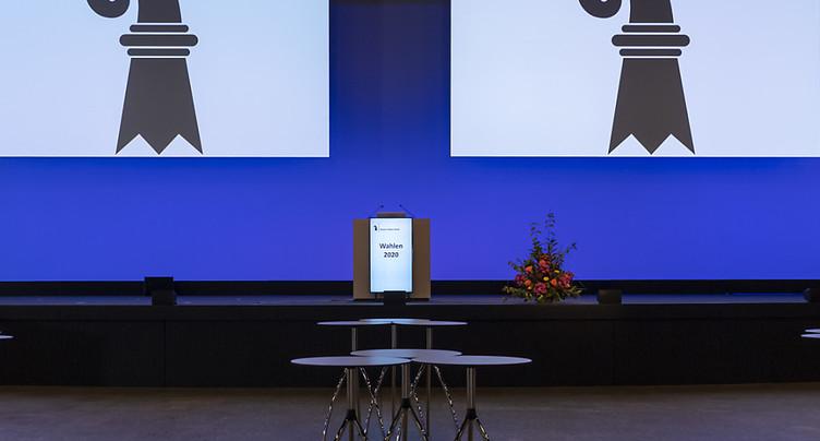 Cinq des sept sièges pourraient être attribués au 1er tour à Bâle