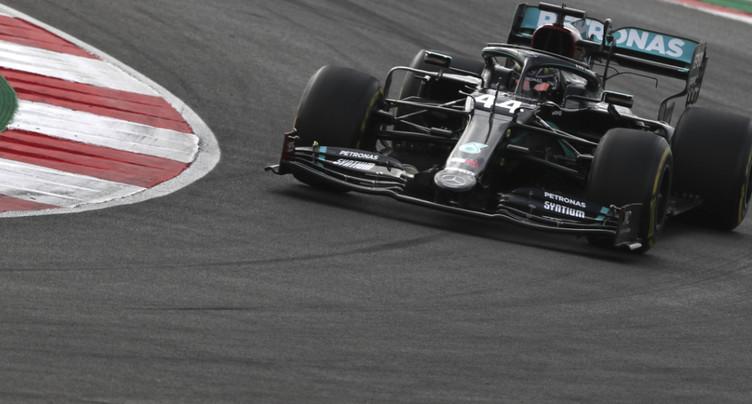 Lewis Hamilton gagne le GP du Portugal
