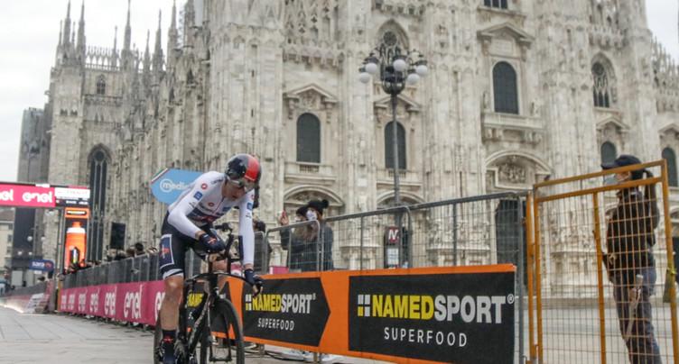 Geoghegan Hart gagne son duel face à Hindley et s'offre le Giro