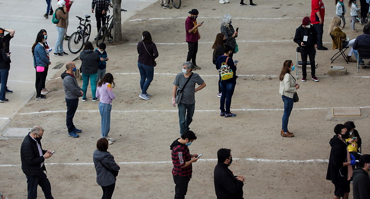 Les Chiliens votent sur une nouvelle Constitution