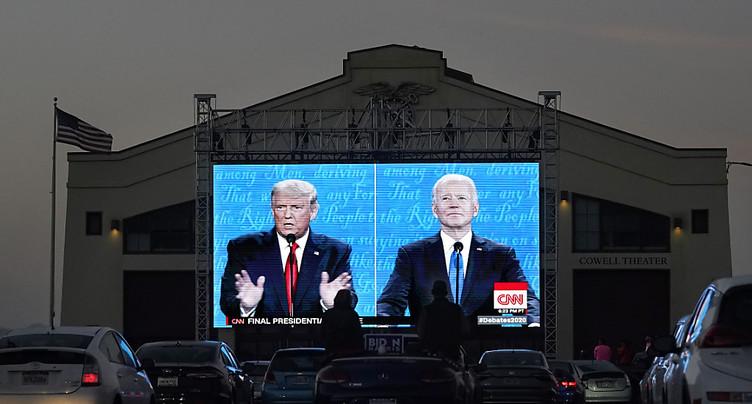 Le vote anticipé aux Etats-Unis déjà plus important qu'en 2016