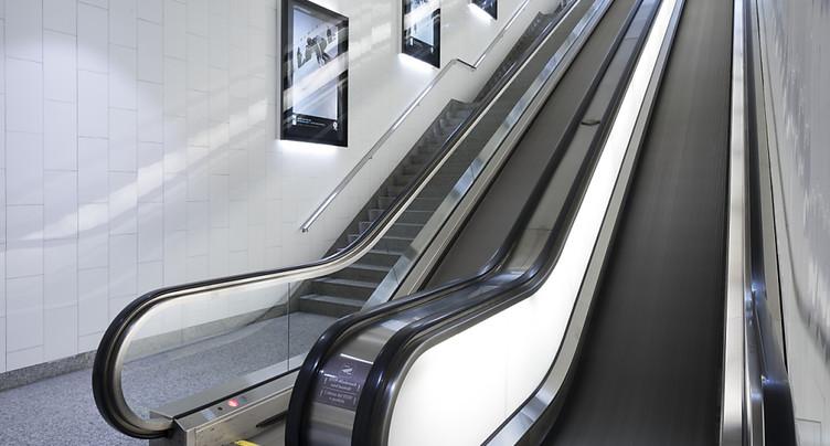 Schindler va équiper l'aéroport de Riyad en escaliers roulants