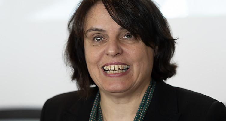 La présidente verte de l'exécutif de Bâle-Ville jette l'éponge