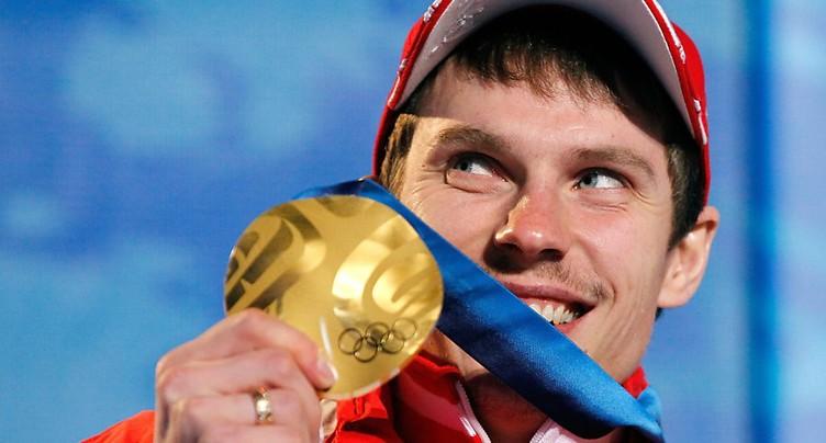 Le Russe Ustyugov suspendu, Fourcade pourrait récupérer l'or