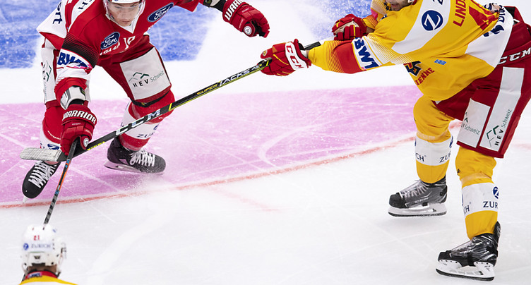 Le HC Bienne en quarantaine, quatres matches reportés
