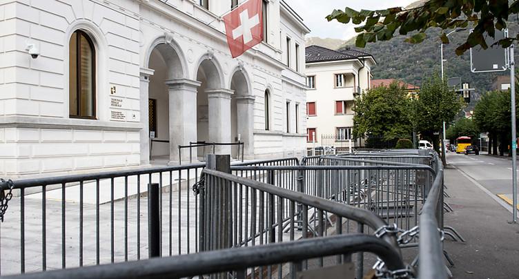 Des peines avec sursis pour Nicolas Blancho et Qaasim Illi