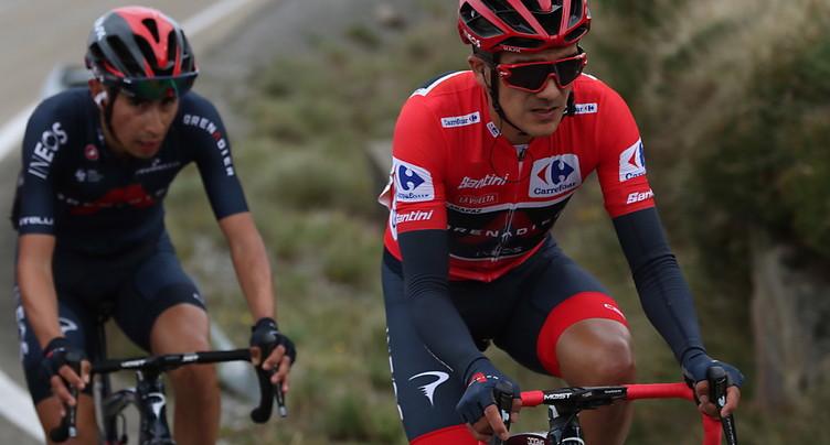 Succès canadien dans la 7e étape du Tour d'Espagne