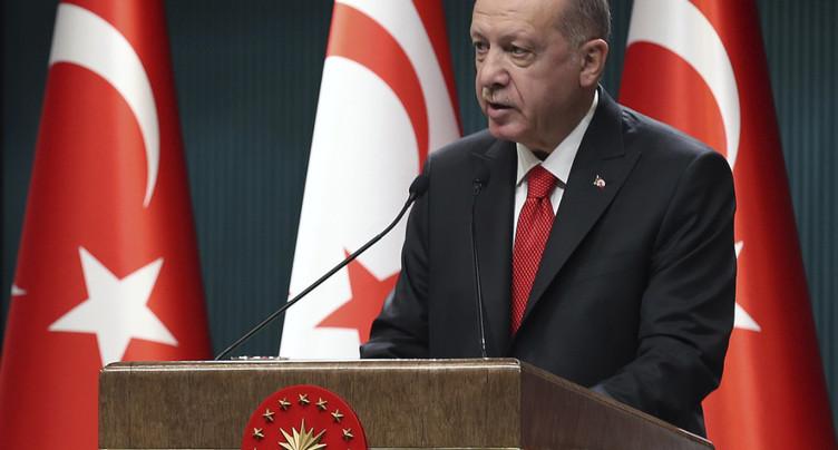 Erdogan caricaturé par Charlie Hebdo: Ankara apportera une réponse