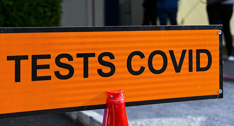La Suisse compte 8'616 nouveaux cas de coronavirus en 24 heures