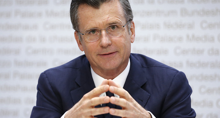 Candidature de Philipp Hildebrand au secrétariat général