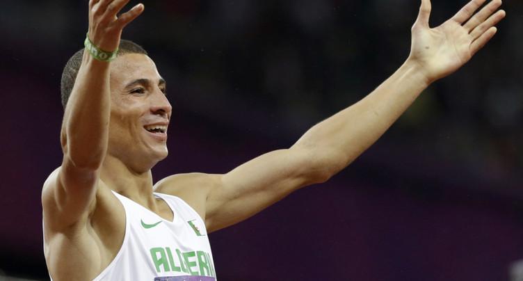 Makhloufi se présente comme « un athlète propre »
