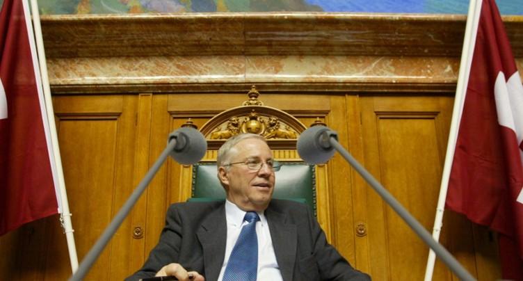 Christoph Blocher devrait toucher rétroactivement cinq ans de rente