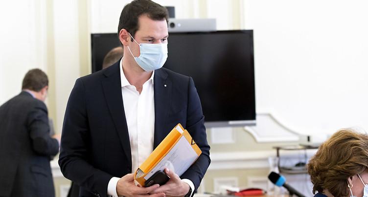 Pierre Maudet perd son département, soumis à un audit
