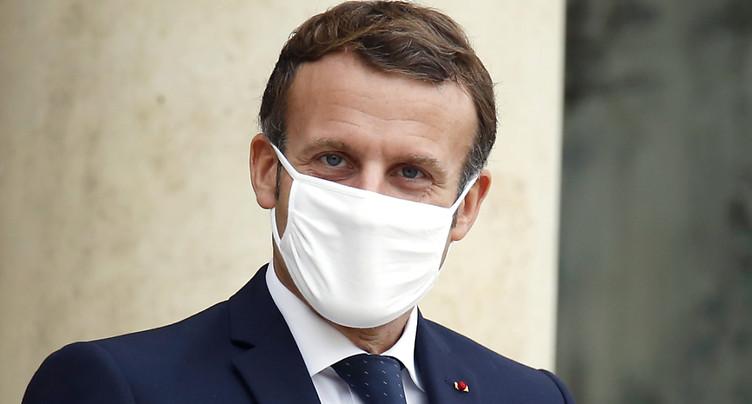 Reconfinement en France à partir de vendredi, écoles ouvertes