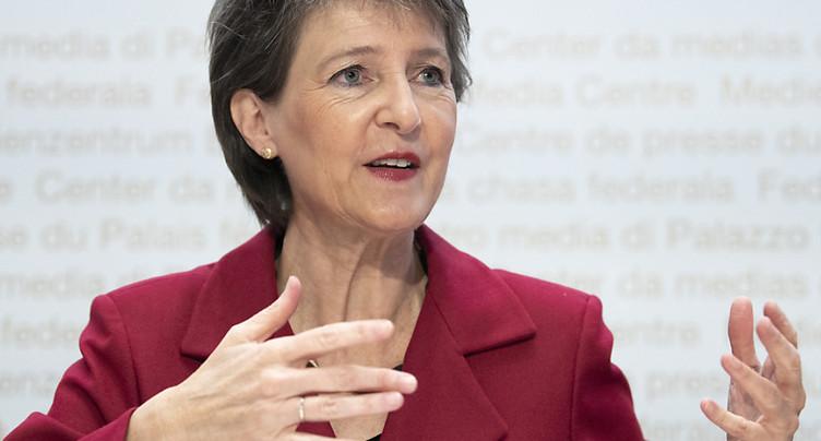 ONU: dernière étape pour la Suisse au Conseil de sécurité