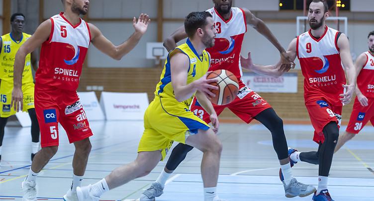 Swiss Basketball: La LNA continue