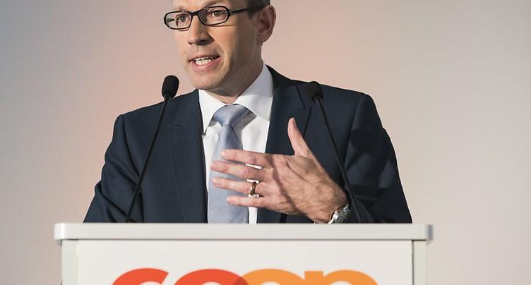 Changements à la tête de Coop: Philipp Wyss nommé directeur général