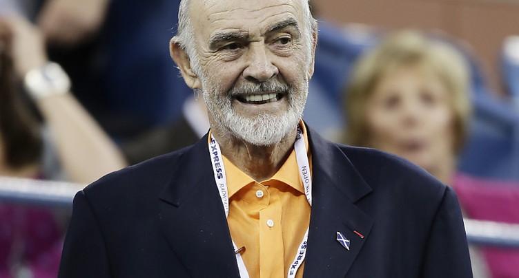L'acteur écossais Sean Connery est mort