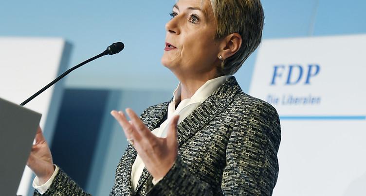 Non du PLR à l'initiative « pour des entreprises responsables »