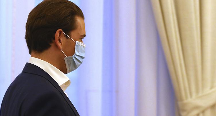 L'Autriche se reconfine et instaure un couvre-feu