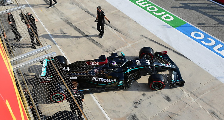 Mercedes, sept titres constructeurs consécutifs, écurie record
